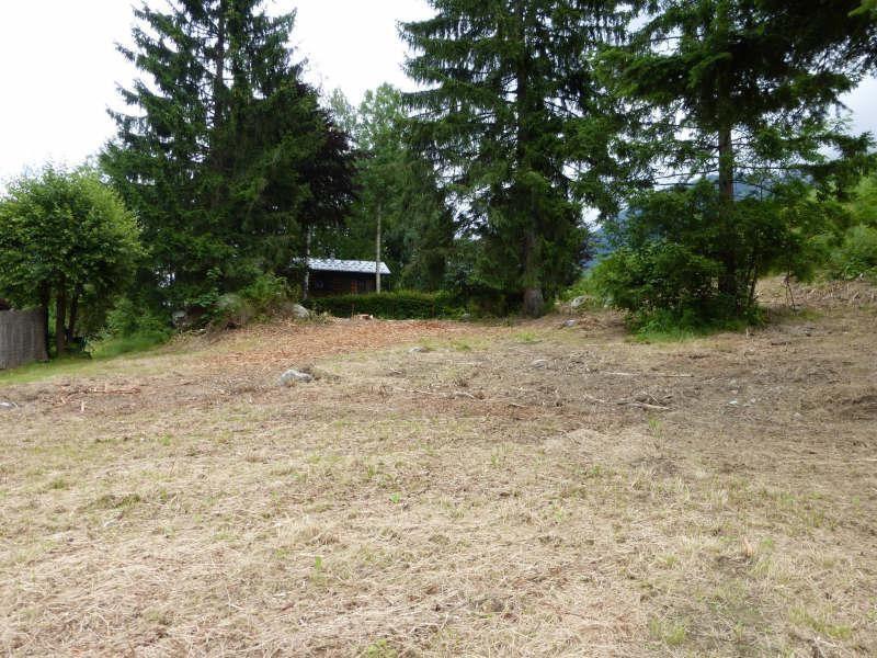 Vente terrain Chamonix mont blanc 320000€ - Photo 1