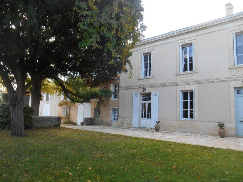 Deluxe sale house / villa Illats 1125000€ - Picture 2