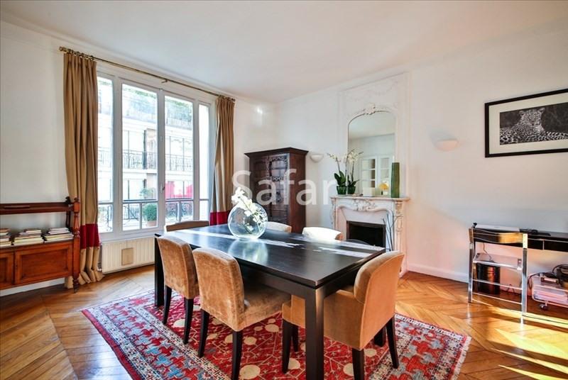 Deluxe sale apartment Paris 16ème 1495000€ - Picture 2