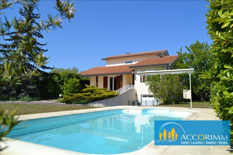 Vente maison / villa Corbas 485000€ - Photo 2