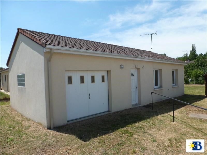 Vente maison / villa Naintre 80 250€ - Photo 1