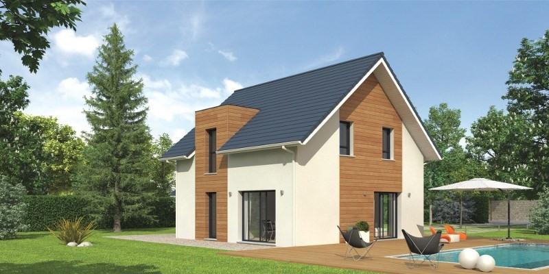 Maison  4 pièces + Terrain 1360 m² Cuvat par MAISON NATILIA