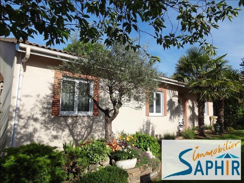 Sale house / villa Colomiers 349000€ - Picture 1