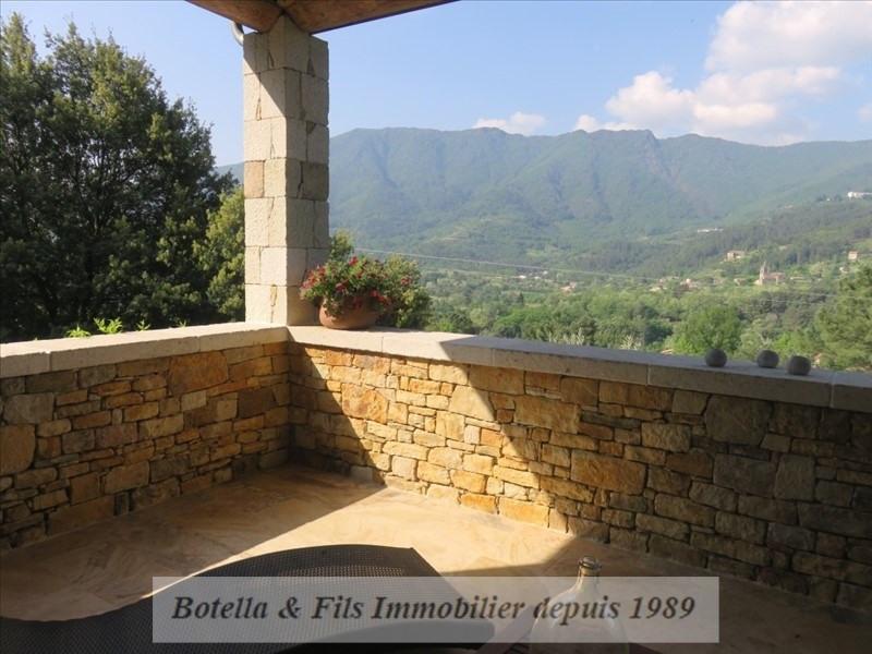 Immobile residenziali di prestigio casa Les vans 699900€ - Fotografia 2