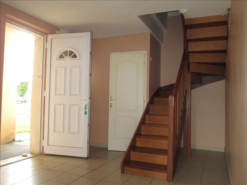 Rental apartment Lapugnoy 565€ CC - Picture 1