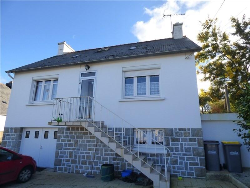 Sale house / villa Begard 118000€ - Picture 1
