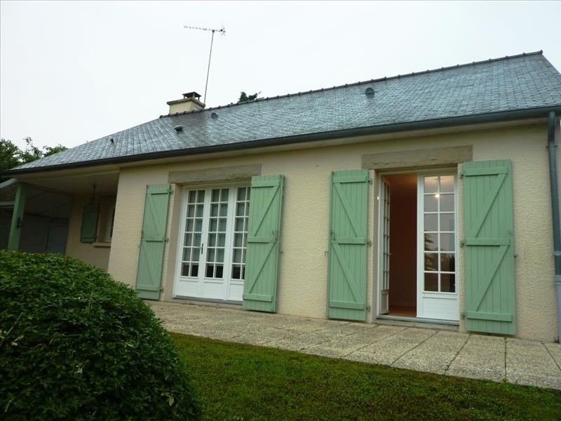 Vente maison / villa Fougeres 176800€ - Photo 1