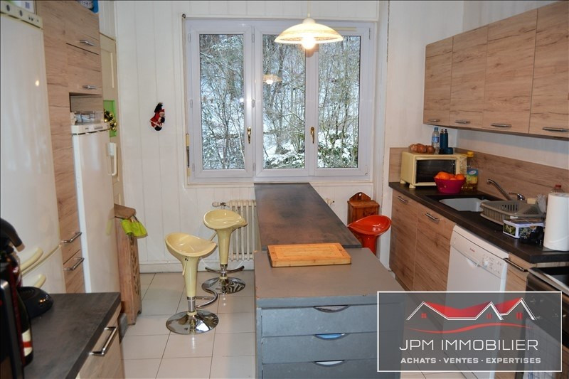 Sale apartment Magland 149 500€ - Picture 1