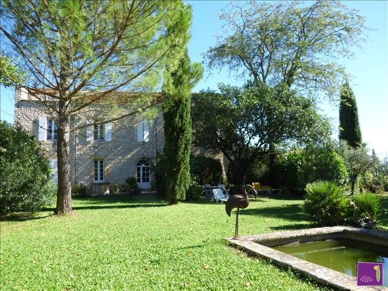 Vente de prestige maison / villa Uzes 1595000€ - Photo 9