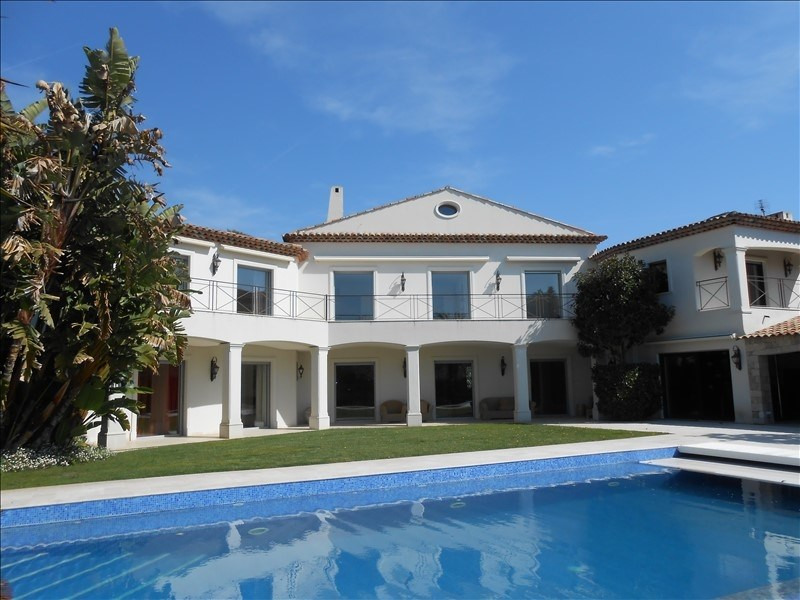 Deluxe sale house / villa Juan les pins 4 500 000€ - Picture 1