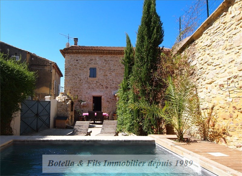 Vente maison / villa Uzes 368 000€ - Photo 1
