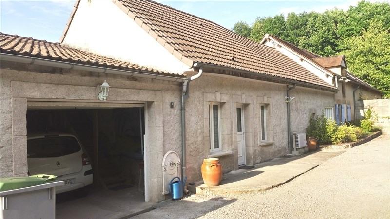Sale house / villa St hilaire 165900€ - Picture 1