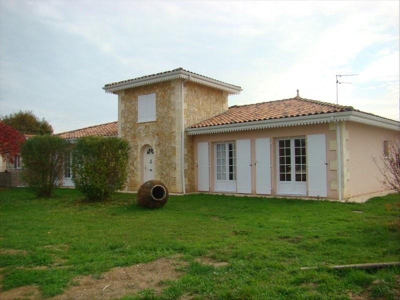 Vente maison / villa Coutras 152000€ - Photo 1
