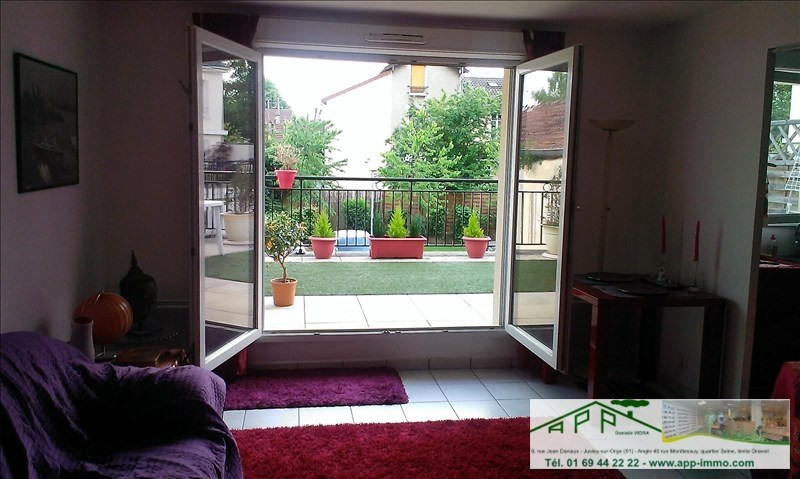 Sale apartment Draveil 279 500€ - Picture 8
