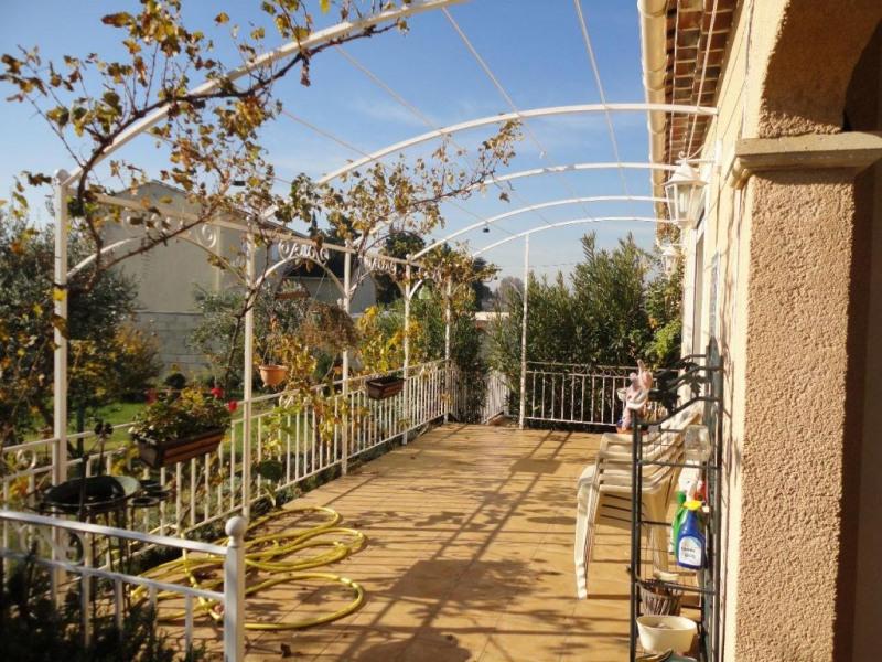 Vente maison / villa Althen des paluds 410000€ - Photo 8
