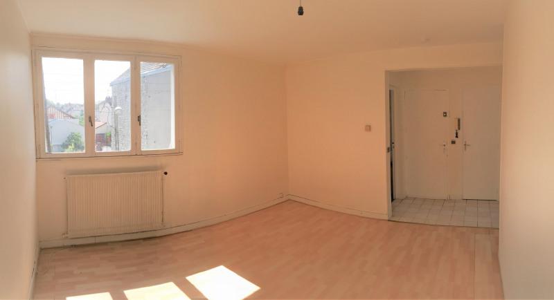 Rental apartment Pierrelaye 623€ CC - Picture 1