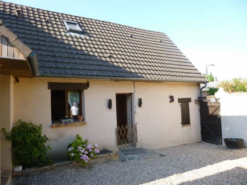 Life annuity house / villa St clair sur epte 174600€ - Picture 2