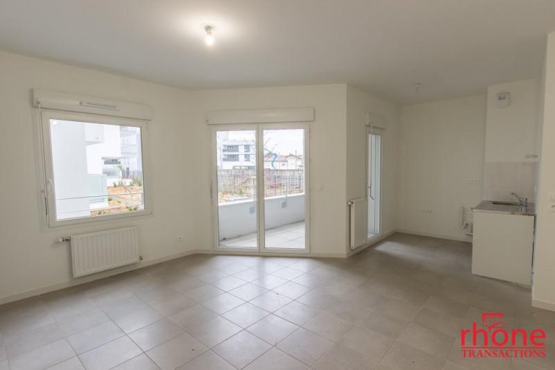 Vente appartement Villeurbanne 170000€ - Photo 1