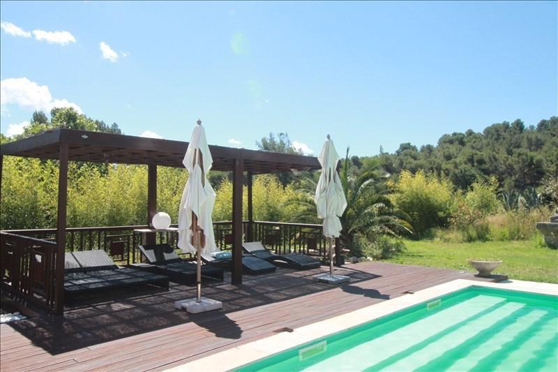 Verkoop van prestige  huis Ventabren 875000€ - Foto 8