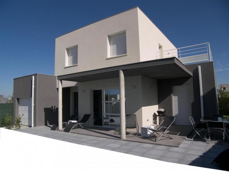 Maison  5 pièces + Terrain 320 m² Agde par MAISONS VERTES DE L'AUDE - 34420 VILLENEUVE LES BEZIER