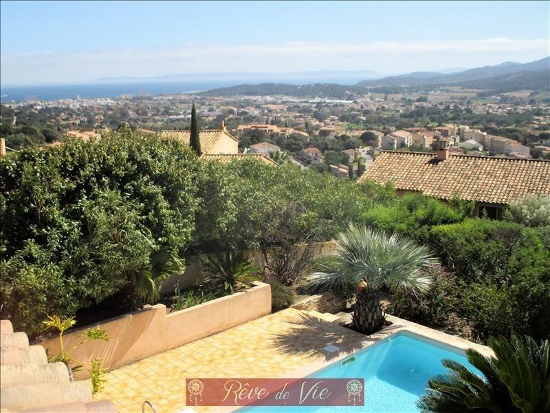 Vente de prestige maison / villa Bormes les mimosas 995000€ - Photo 1