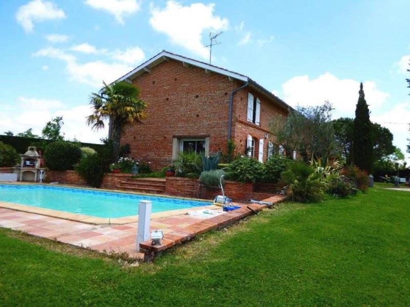 Deluxe sale house / villa Montrabe secteur 819000€ - Picture 2