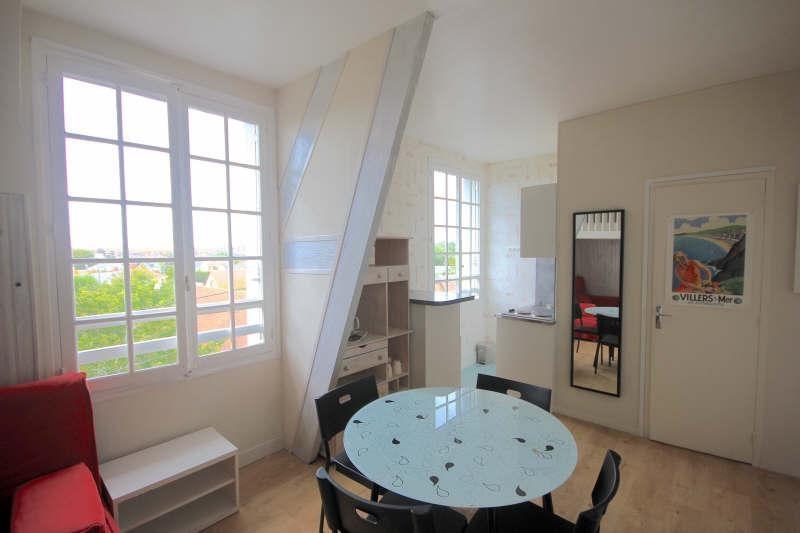 Sale apartment Villers sur mer 70000€ - Picture 2