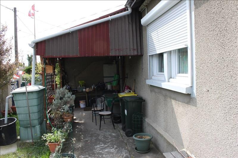 Venta  casa Le peage de roussillon 136000€ - Fotografía 4