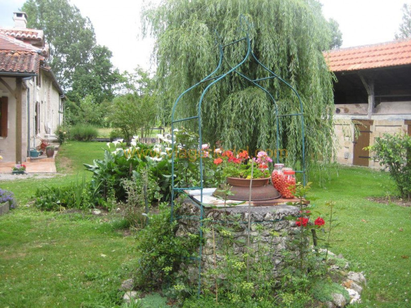 Vendita nell' vitalizio di vita casa La chapelle gresignac 122300€ - Fotografia 5