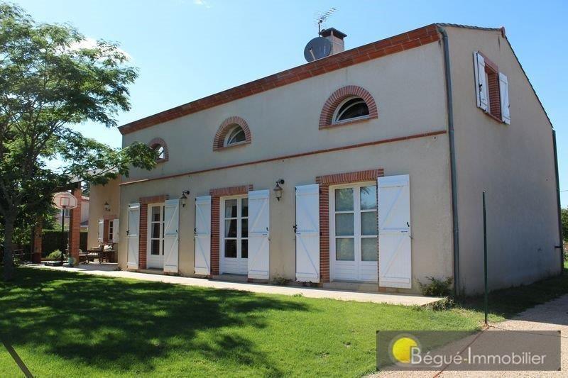 Deluxe sale house / villa Pibrac 598000€ - Picture 1