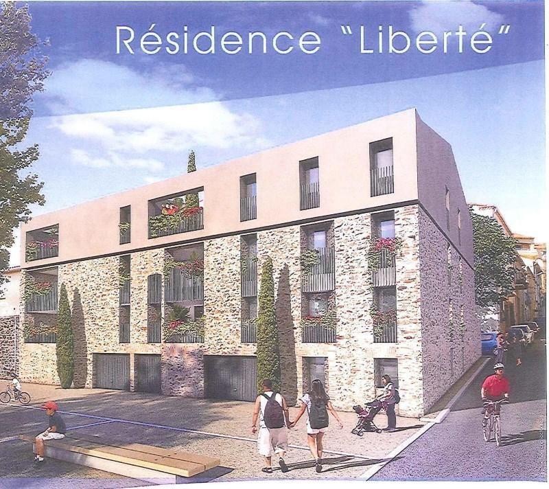 Vente appartement Port vendres 208000€ - Photo 1