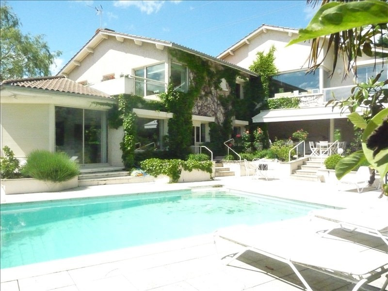 Deluxe sale house / villa Dardilly 1 035 000€ - Picture 1