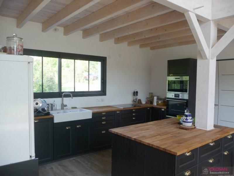 Vente maison / villa Montgiscard 5mn 493500€ - Photo 3