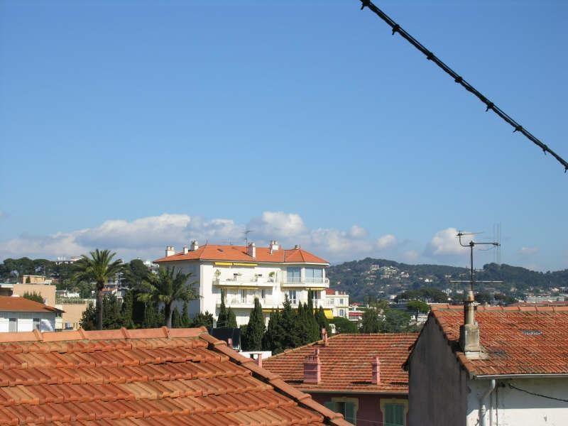 Sale apartment Cannes 135000€ - Picture 1