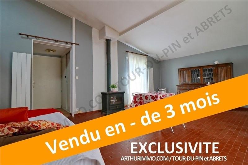 Sale house / villa La tour du pin 125000€ - Picture 1