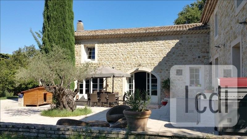 Vente de prestige maison / villa St gervais sur roubion 1035000€ - Photo 5