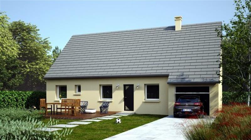 Maison  6 pièces + Terrain 373 m² Douai par MAISONS KERBEA