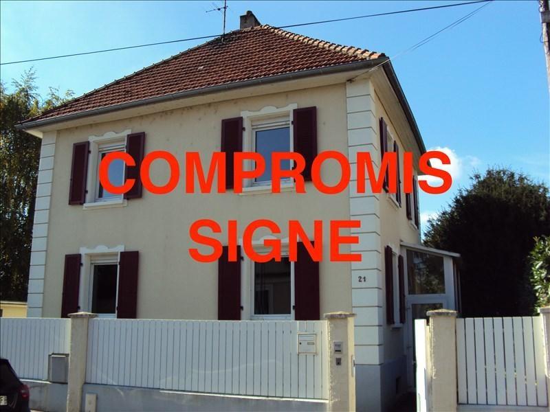Vente maison / villa Riedisheim 287000€ - Photo 1