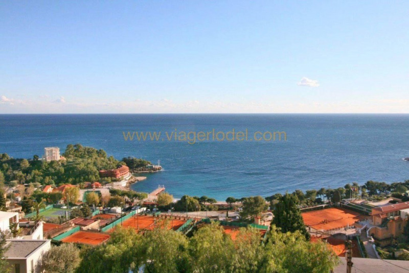 Viager appartement Roquebrune-cap-martin 475 000€ - Photo 1