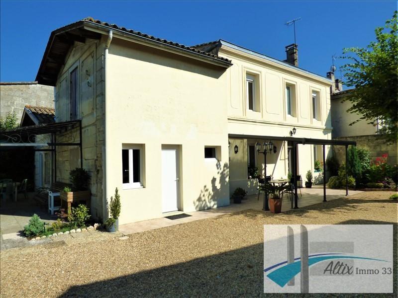 Vente de prestige maison / villa Vayres 480000€ - Photo 1