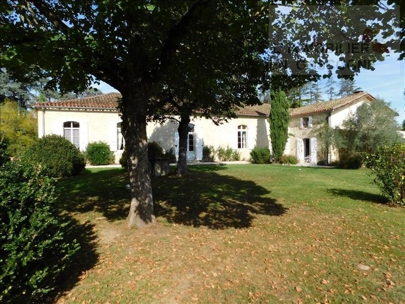 Verkoop van prestige  huis Pavie 850000€ - Foto 1