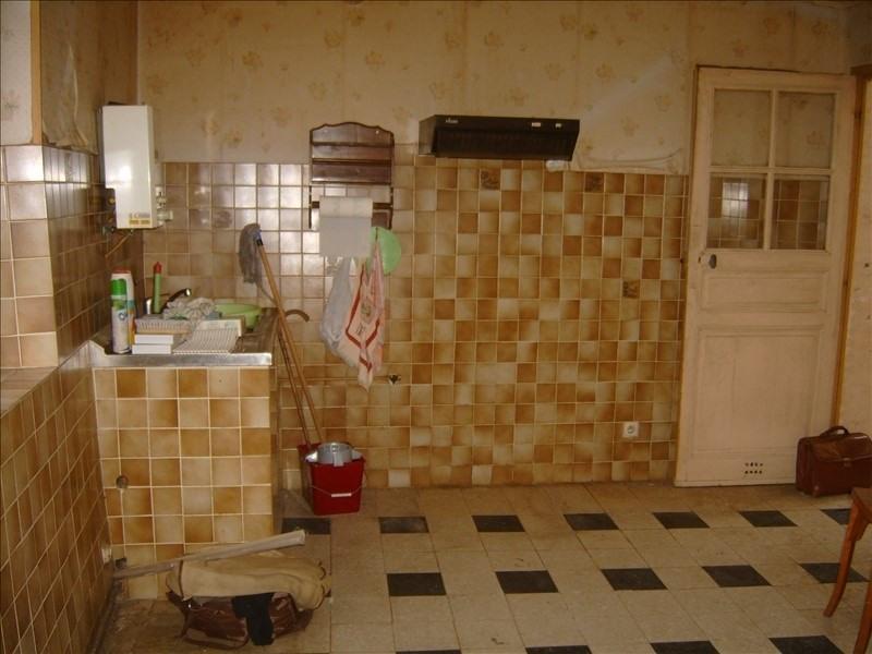 Vente maison / villa Villevallier 49800€ - Photo 2
