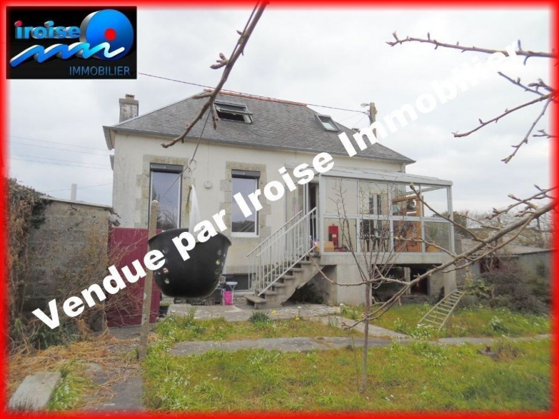 Sale house / villa Brest 101800€ - Picture 1