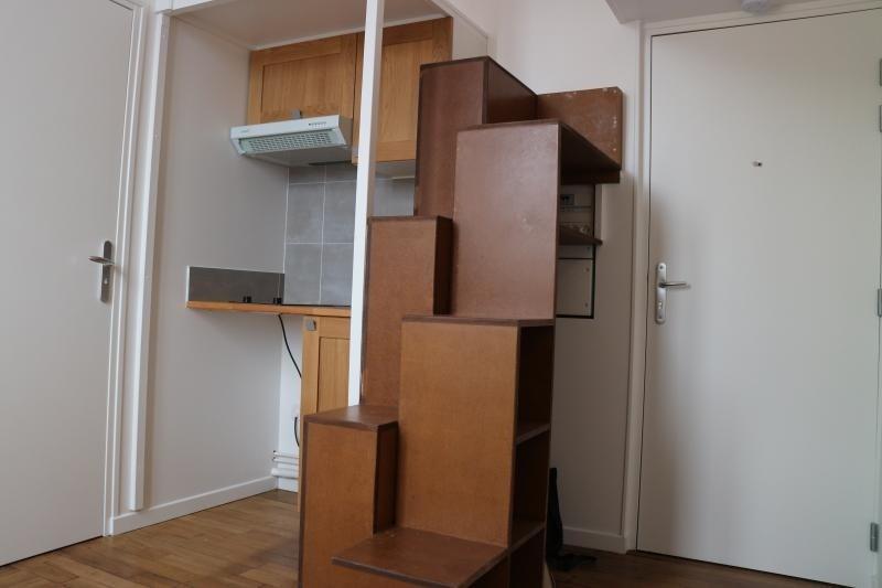 Rental apartment Fontainebleau 350€ CC - Picture 1