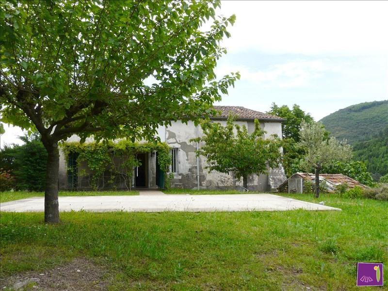 Vendita casa Les mages 220000€ - Fotografia 2