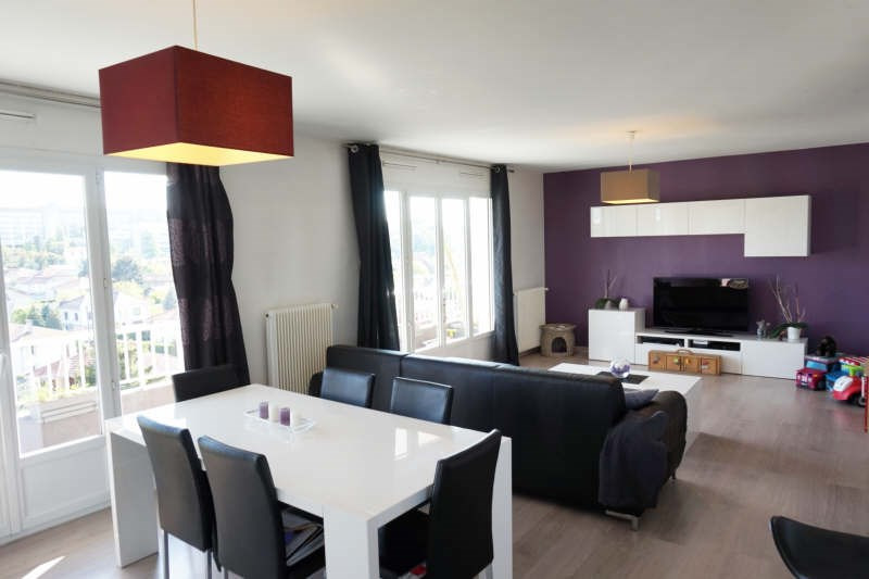 Vente appartement Villeurbanne 279000€ - Photo 3