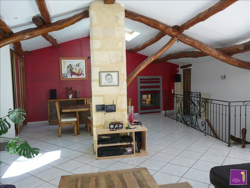 Deluxe sale house / villa Lussan 703 000€ - Picture 3