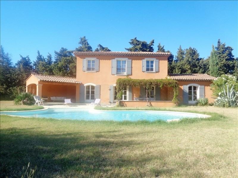Venta  casa Rochefort du gard 548000€ - Fotografía 1
