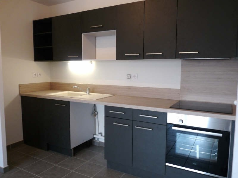 Rental apartment Villeurbanne 726€ CC - Picture 2