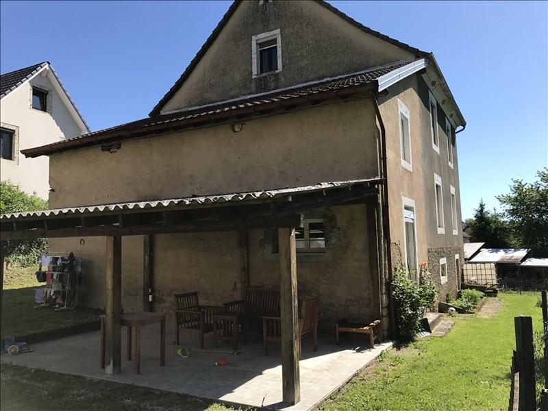 Venta  casa Dampierre les bois 189000€ - Fotografía 7